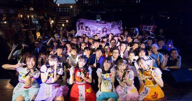 สรุป Report และ Interview : Chu☆Oh!Dolly Live in Bangkok กับการแสดงนอกญี่ปุ่นครั้งแรก!