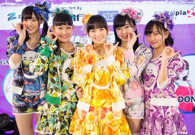 [Interview] Tacoyaki Rainbow ไอดอลจากค่าย STARDUST PLANET เยือนไทยครั้งแรก!!