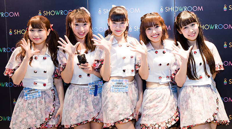 รวมภาพการแสดง TOKYO CLEAR's Smile ที่งาน「Siamdol 1st Anniversary IDOL Super Live Thailand×Japan Friendship 」