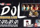 "Siamdol Presents ""IDOL Premium LIVE"" วันที่ 1 กันยายน 2561 นี้ กับ 3 วงไอดอล 3 สไตล์"